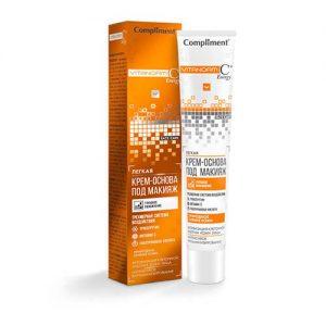 Kem Vitamin C Compliment ban ngày giúp cấp ẩm, sáng da, chống lão hóa - 50ml