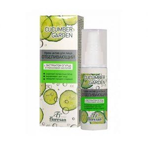 Kem dưỡng trắng da Cucumber Garden Floresan - 50ml