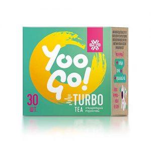 Trà giảm cân Yoo Go Turbo Tea Body T Siberian Health - 30 túi/hộp