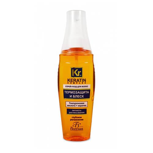 Xịt dưỡng tóc Floresan giúp tóc bóng mượt và bảo vệ tóc - 135ml