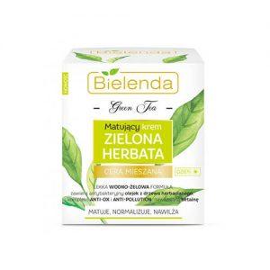 Kem Bielenda trà xanh hàng ngày dưỡng da, mờ thâm - 50ml