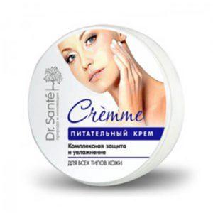 Kem dưỡng da Dr Sante Cremme - 100ml giúp dưỡng ẩm, làm chậm quá trình lão hoá