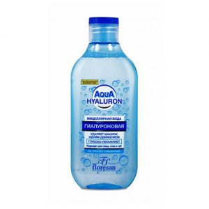 Nước tẩy trang Floresan Hyaluronic Micellar Water - 300ml